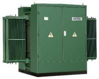 智能型风能组合式变电站